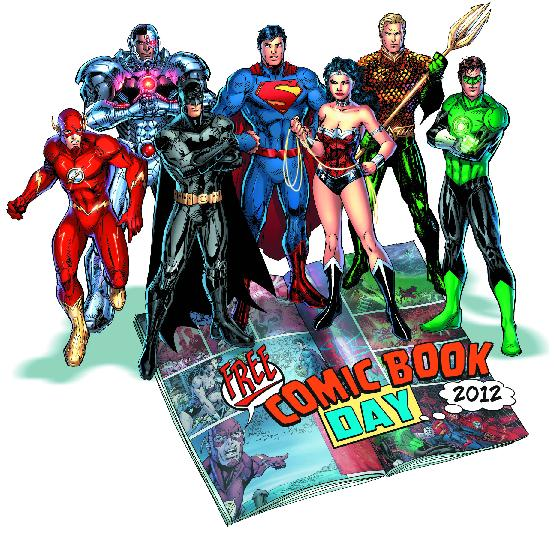 Free Comic Book Day España: Comic Book And Game Store