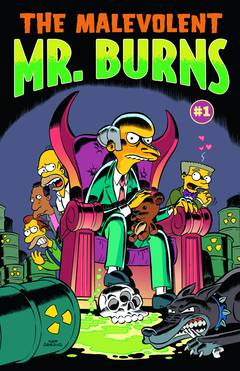Malevolent Mr Burns