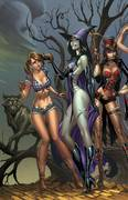 Grimm Fairy Tales Oz Age of Darkness