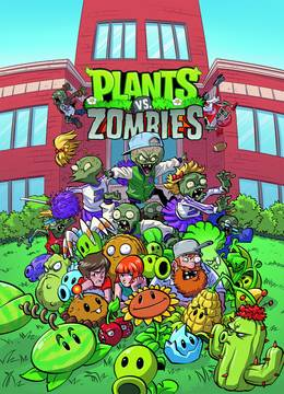 Plants Vs Zombies Bully For You (3-issue mini-series)