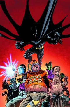 Section 8 (6-issue mini-series)
