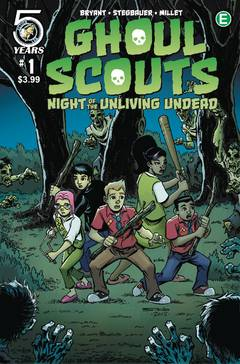 Ghoul Scouts Night of the Unliving Undead