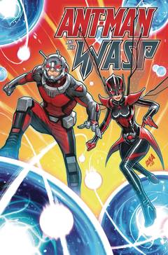 Ant-Man and the Wasp (5-issue mini-series)