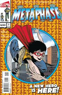 Metaphase (2-issue mini-series)