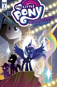 My Little Pony Nightmare Knights