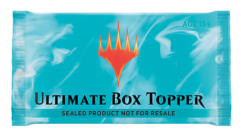 Magic Ultimate Masters Box Topper Prize Tournament (Continuous firing 12/6-12/9)