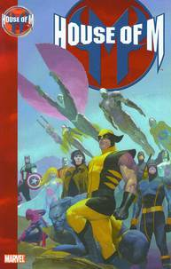House of M Trade Paperback