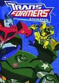 TRANSFORMERS ANIMATED TP VOL 01