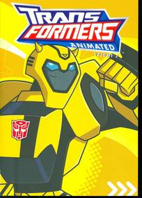 TRANSFORMERS ANIMATED TP VOL 02