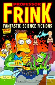 Professor Frink Fantastic Science Fictions