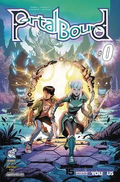 Portal Bound (5-issue mini-series)