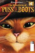 Puss In Boots (4-issue mini-series)