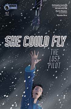 She Could Fly Lost Pilot 5 Issue Miniseries