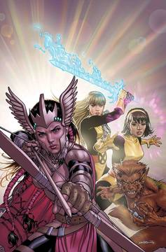War of Realms Uncanny X-Men 3 Issue Miniseries