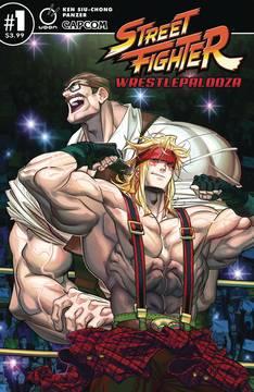 Street Fighter Wrestlepalooza
