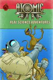 Atomic Robo Real Science Adventures