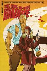 Doc Savage Ring of Fire (4-issue mini-series)