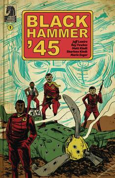Black Hammer 45 From World of Black Hammer