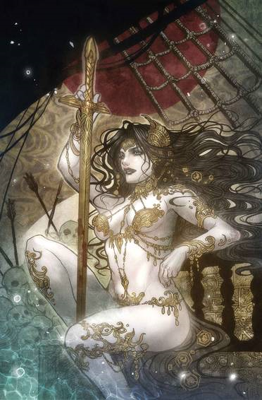 Age of Conan Belit (5 issue Miniseries)