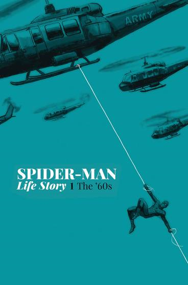 Spider-Man Life Story  (6 issue Miniseries)