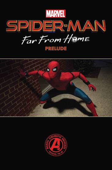 Spider-Man Far From Home Prelude  (2 issue Miniseries)