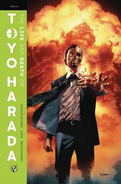 Life & Death of Toyo Harada  (6 issue Miniseries)