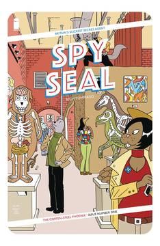 Spy Seal