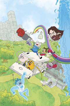 Adventure Time Regular Show