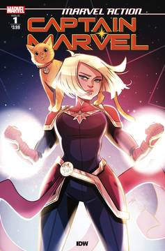 Marvel Action Captain Marvel #1 (of 3)