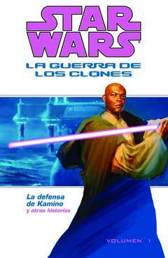 STAR WARS CLONE WARS TP VOL 01 DEFENSE OF KAMINO SPANISH ED