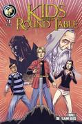Kids of the Round Table (4-issue mini-series)