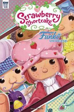 Strawberry Shortcake Funko Universe