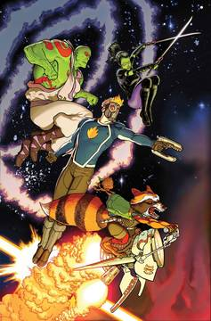 All New Guardians of Galaxy