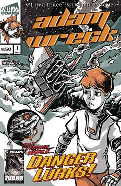 Adam Wreck 3-issue mini-series