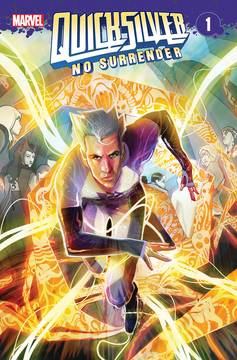 Quicksilver No Surrender (5-issue mini-series)