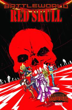 Red Skull (3-issue mini-series)