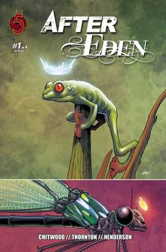 After Eden (4-issue miniseries)
