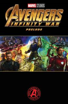 Marvels Avengers Infinity War Prelude (2-issue mini-series)