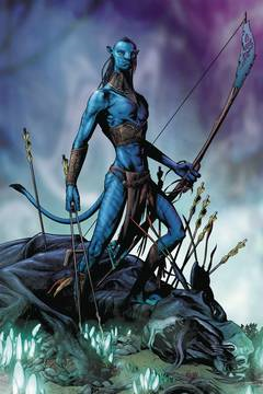 Avatar Tsu Teys Path