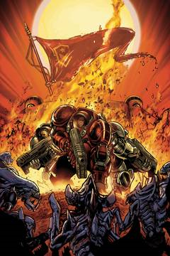 Starcraft Soldiers (4-issue miniseries)