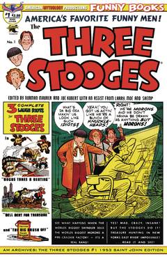 Am Archives Three Stooges