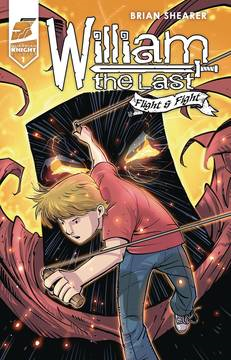 William the Last Fight and Flight