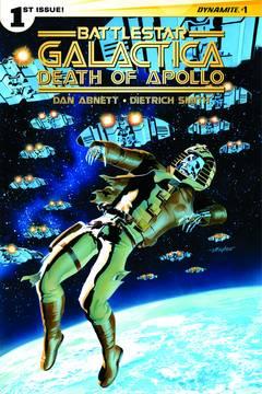 Bsg Death of Apollo