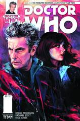 Doctor Who 12th Year 2