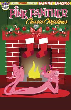 Pink Panther Classic Christmas