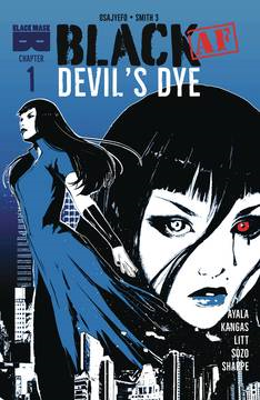 Black Af Devils Dye (4-issue miniseries)