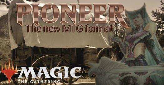 Magic Pioneer Tournament (Fridays @7pm, Sundays @4pm)