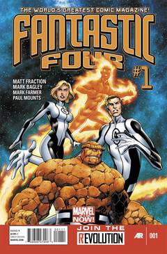 Fantastic Four (Now)