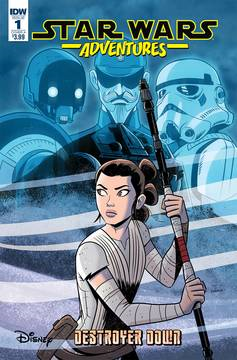 Star Wars Adventures (3-issue mini-series) Destroyer Down