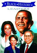 Black History Leaders Biography Anthology